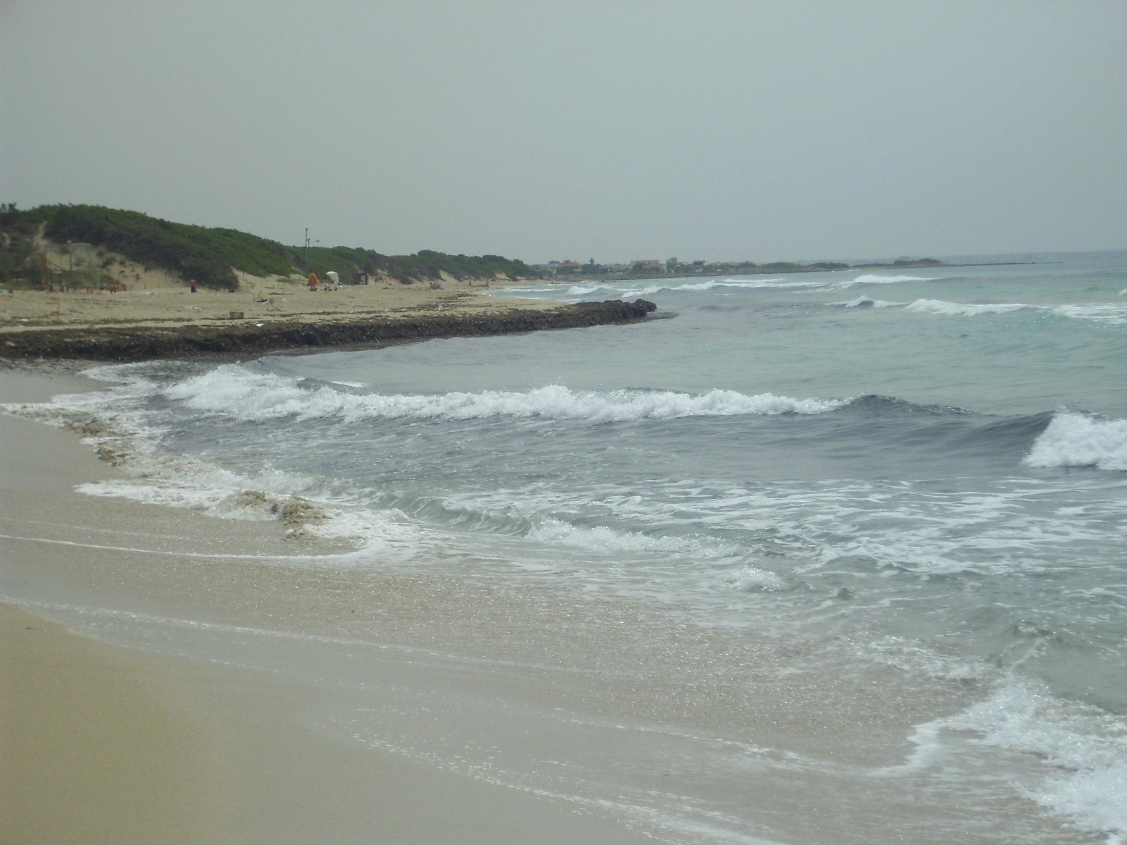 Spiaggia del Giorno Dopo